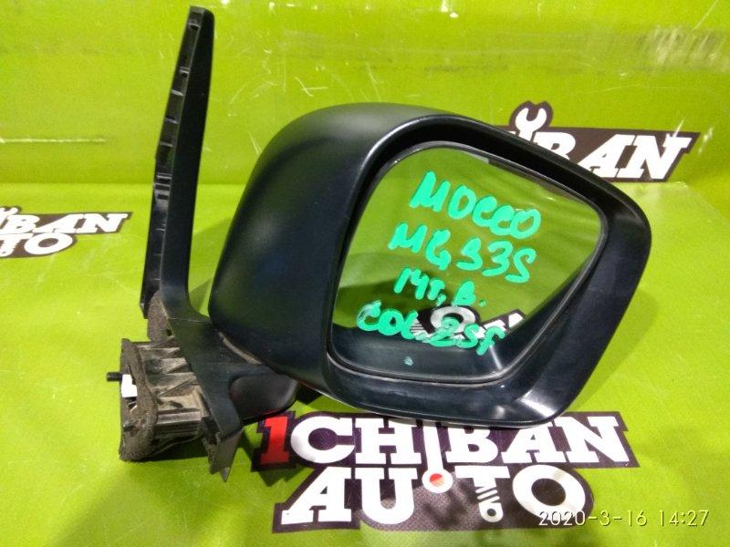 Зеркало бокового вида переднее правое MOCO 2014 MG33S