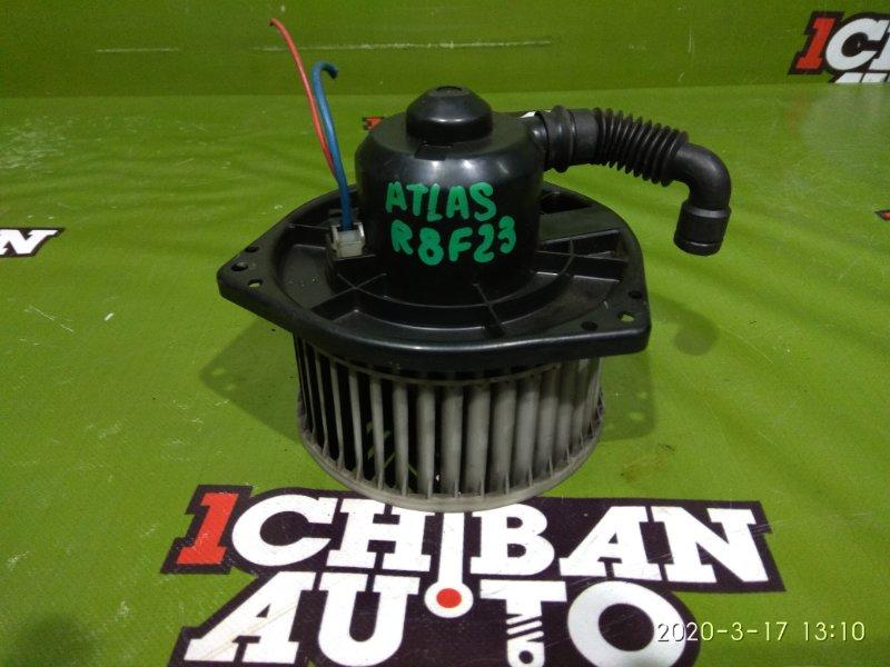 Мотор печки NISSAN ATLAS R8F23 TD27 контрактная