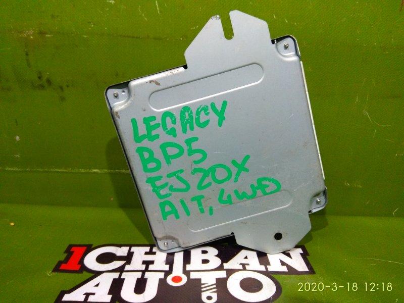 Блок управления efi LEGACY BP5 EJ20X