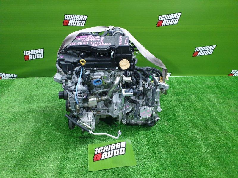 Двигатель DAIHATSU THOR 2018г. M910S 1KR-FE контрактная