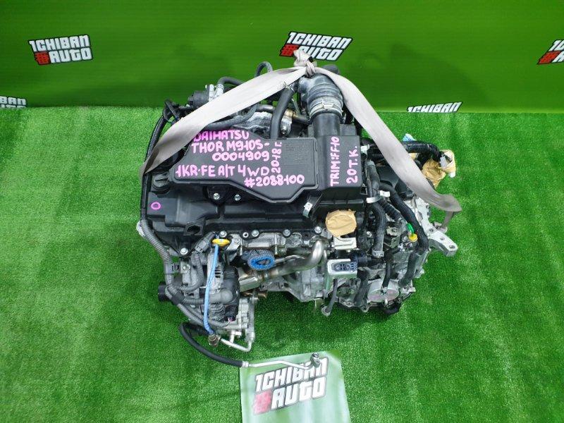 Двигатель THOR 2018г. M910S 1KR-FE