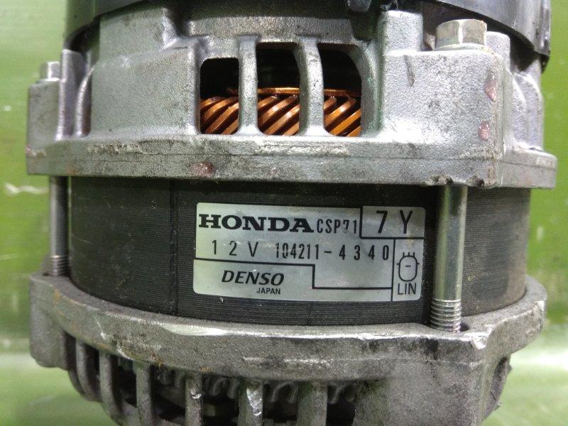 Генератор CIVIC FK7 L15C