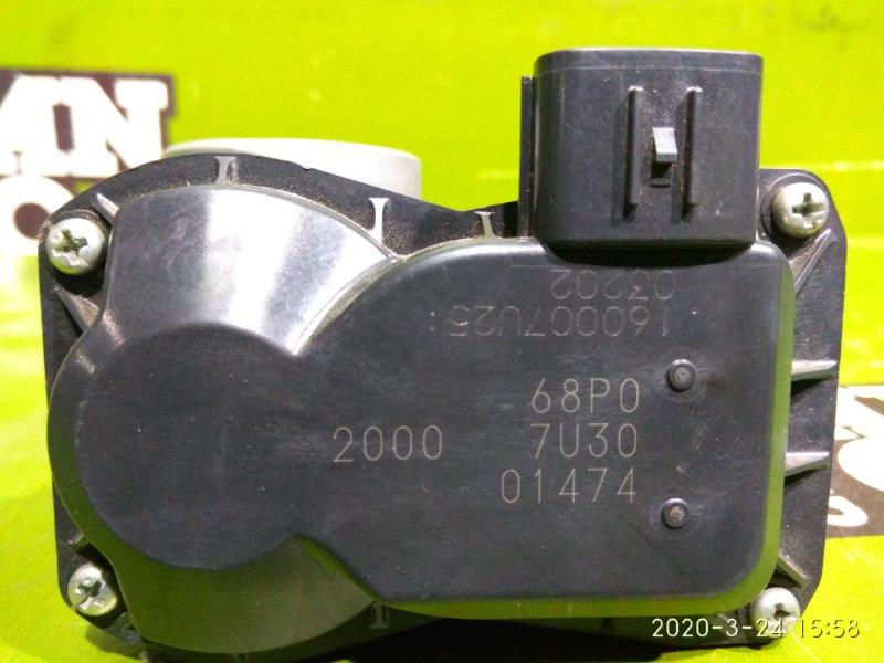 Дроссельная заслонка SUZUKI SWIFT ZD83S K12C