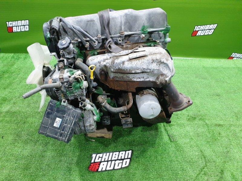 Двигатель Mazda Bongo Brawny SK56M WL 2001