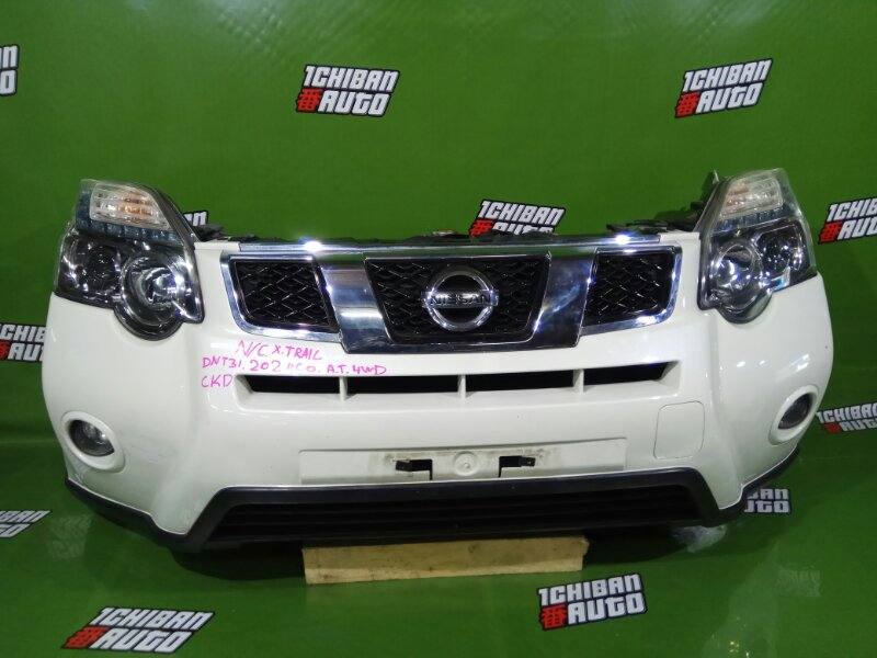 Nose cut Nissan X-Trail DNT31 M9R 2010г. передний