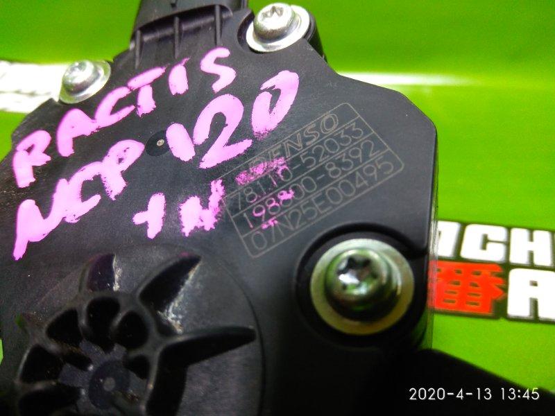 Педаль газа RACTIS 2011 NCP120 1NZ-FE
