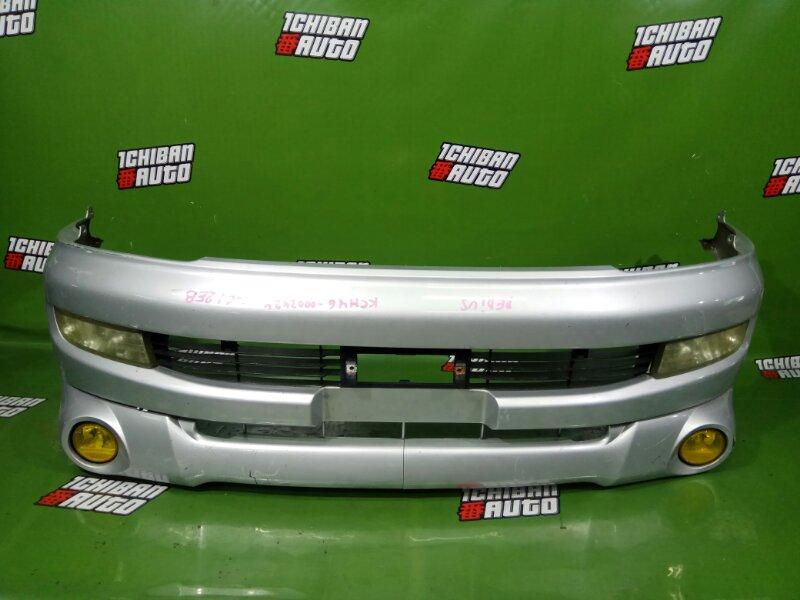 Бампер передний TOYOTA HIACE REGIUS KCH46 52119-26170-H0 контрактная