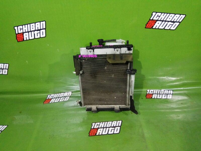 Радиатор основной SUBARU STELLA LA110F KF 16400-B2320 контрактная