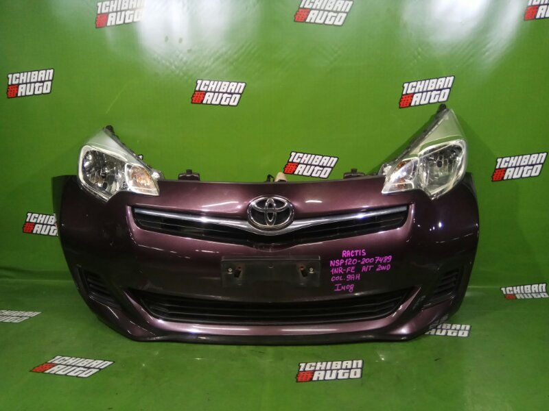 Nose cut Toyota Ractis NSP120 1NR-FE