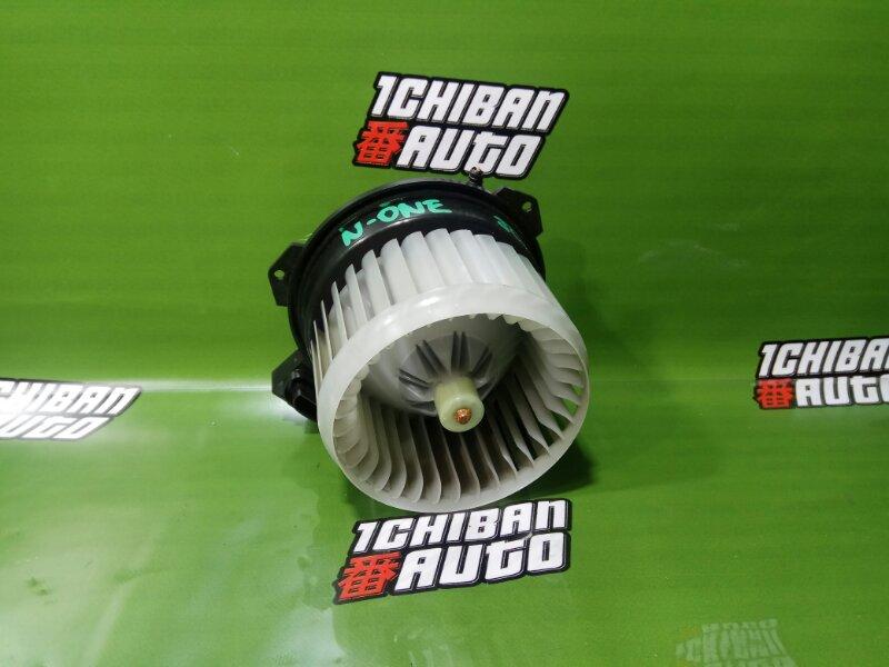 Мотор печки N-ONE JG1