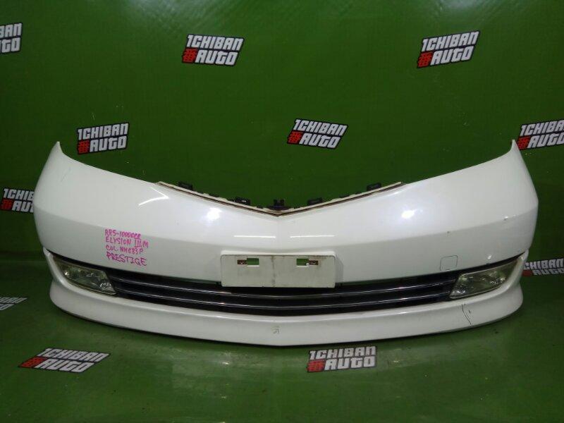 Бампер передний HONDA ELYSION RR5 71101-SYK-00ZD контрактная