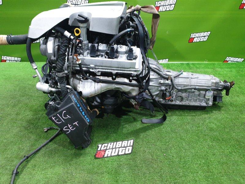 Двигатель TOYOTA CELSIOR UCF30 3UZ-FE 19000-50510 контрактная