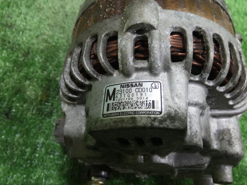 Генератор STAGEA NM35 VQ25DE
