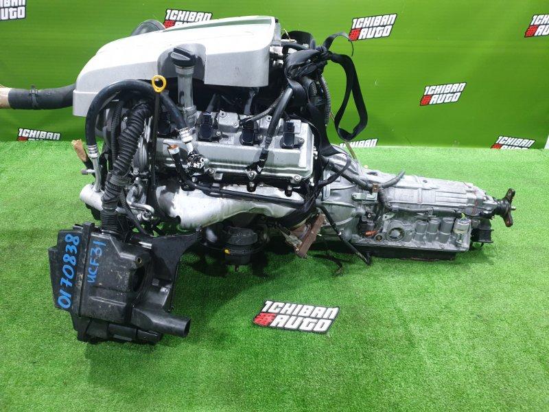Двигатель TOYOTA CELSIOR UCF31 3UZ-FE 19000-50510 контрактная
