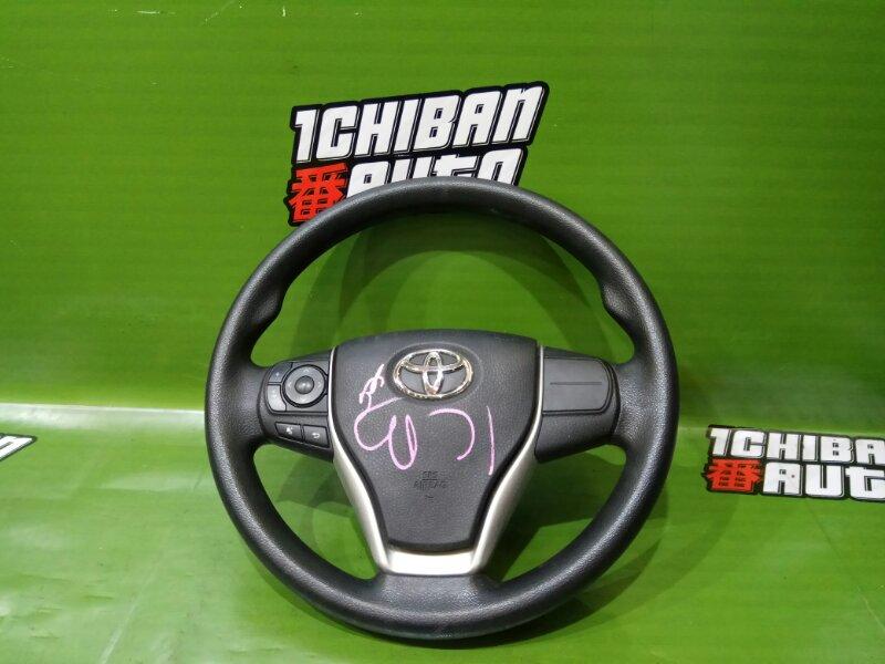 Руль с airbag TOYOTA NOAH ZWR80 2ZR-FXE контрактная