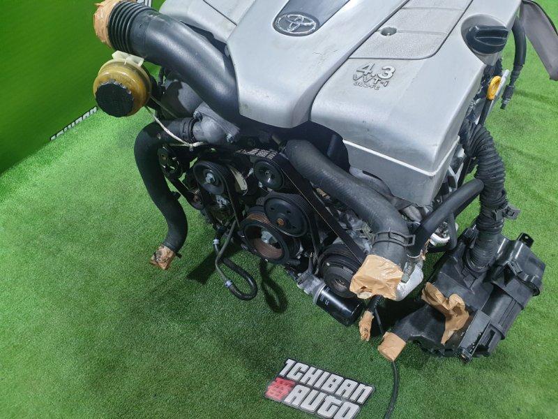 Двигатель TOYOTA CELSIOR UCF30 3UZ-FE