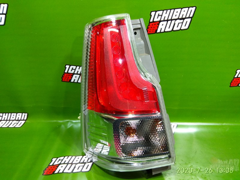 Стоп-сигнал задний левый SUZUKI SOLIO MA36S 35670-81P01 контрактная