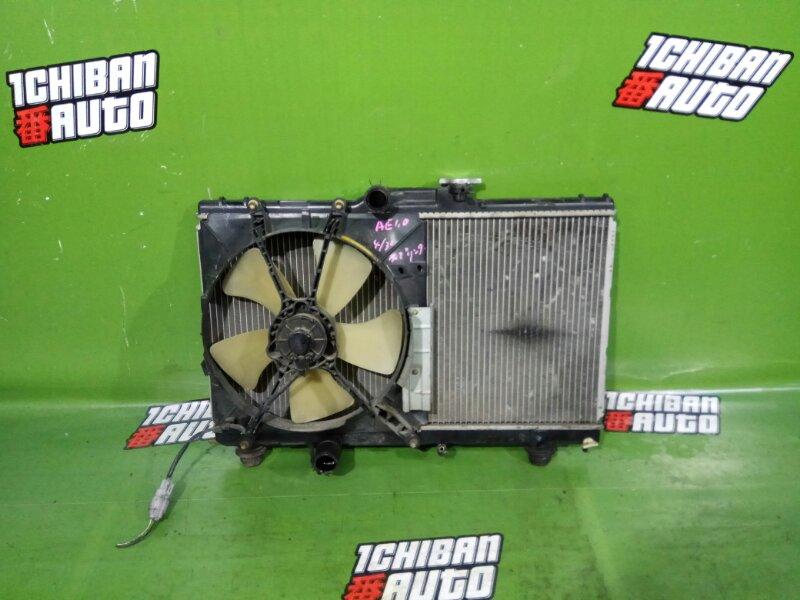 Радиатор основной COROLLA AE109 4A-FE