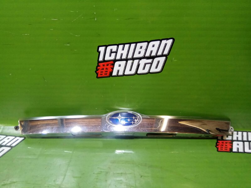 Планка багажника задняя SUBARU IMPREZA GH7 контрактная