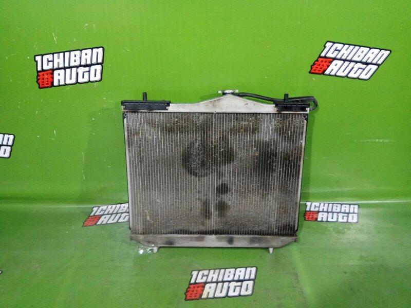 Радиатор основной TOYOTA CAMI J102E K3-VE контрактная
