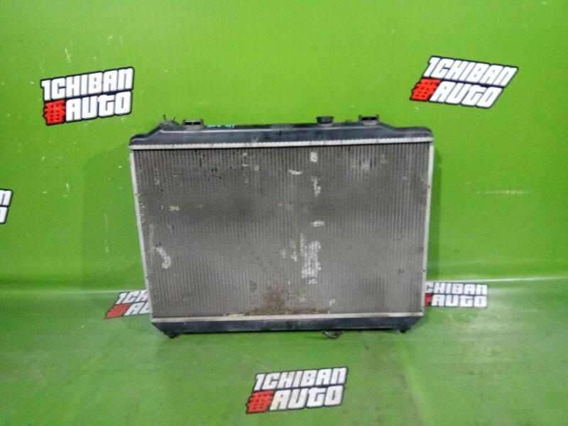Радиатор основной TOYOTA NOAH CR52 3C-E 16400-6A230 контрактная