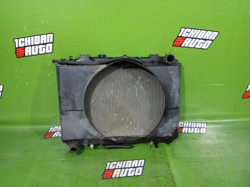 Радиатор основной NOAH CR52 3C-E