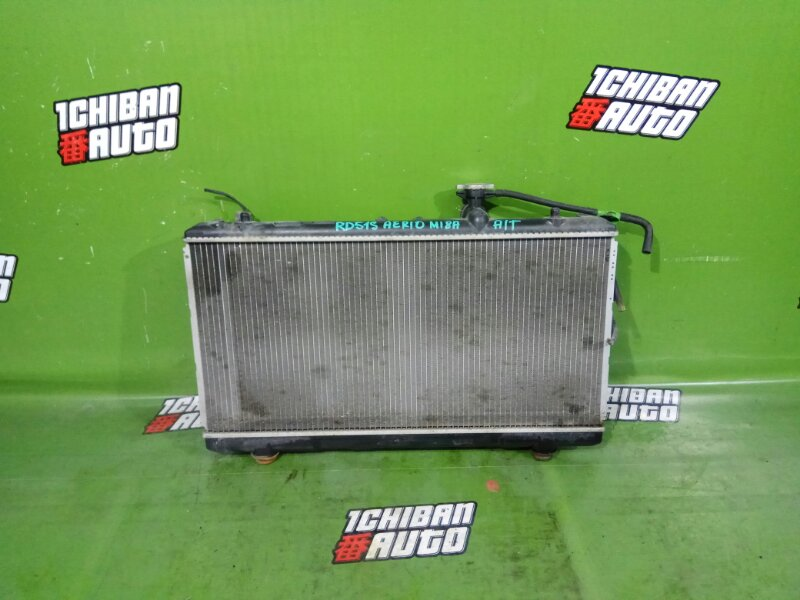 Радиатор основной SUZUKI AERIO RD51S M18A 17700-54G10 контрактная