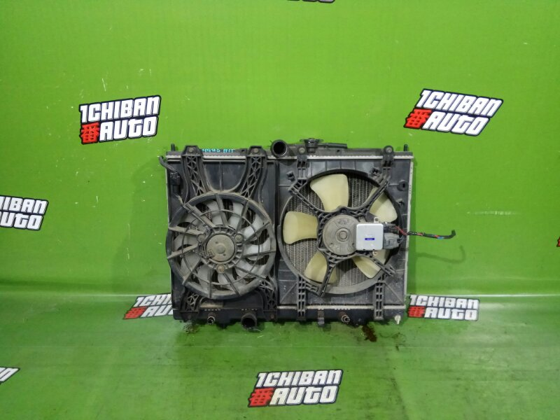 Радиатор основной PAJERO IO H76W 4G93