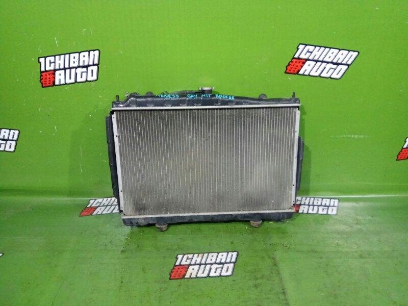 Радиатор основной NISSAN SKYLINE ENR33 RB25DE 2141017U10 контрактная