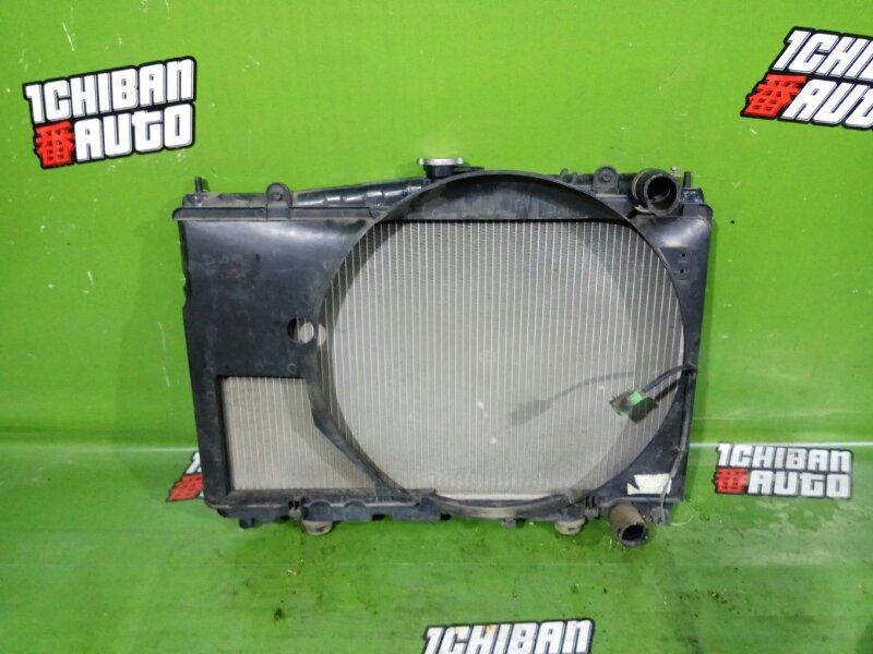 Радиатор основной SKYLINE ENR33 RB25DE