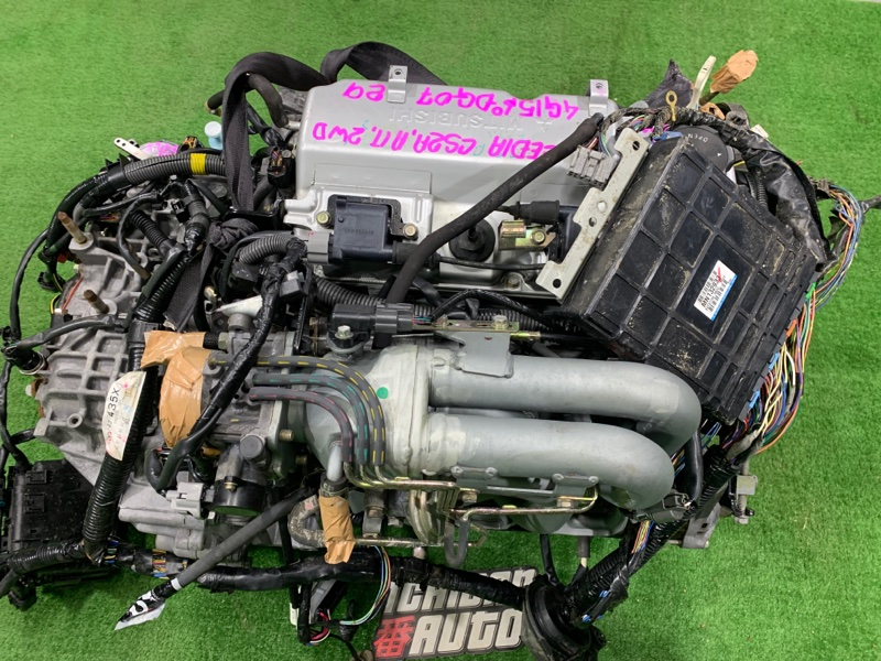 Двигатель LANCER CEDIA CS2A 4G15