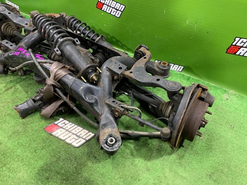 Балка подвески задняя MARK II GX115 1G-FE