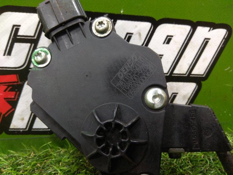 Педаль газа COROLLA FIELDER NKE165 1NZ-FXE