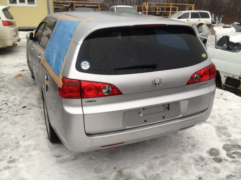 Стоп-сигнал Honda Accord Wagon CM2 2007 задний левый 3226
