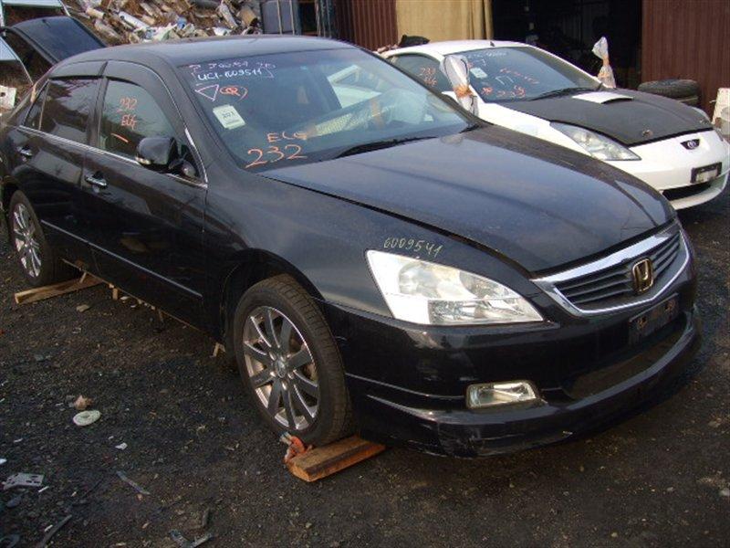 Ветровик Honda Inspire UC1 J30A 2003 передний правый черный 1046