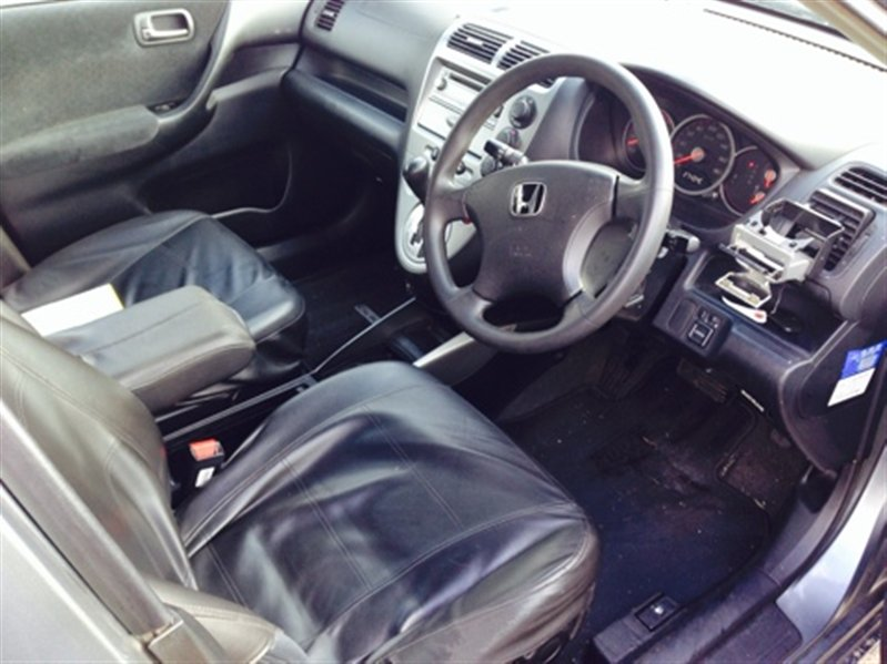 Коврики комплект Honda Civic EU1 D17A 2004 серый 1051