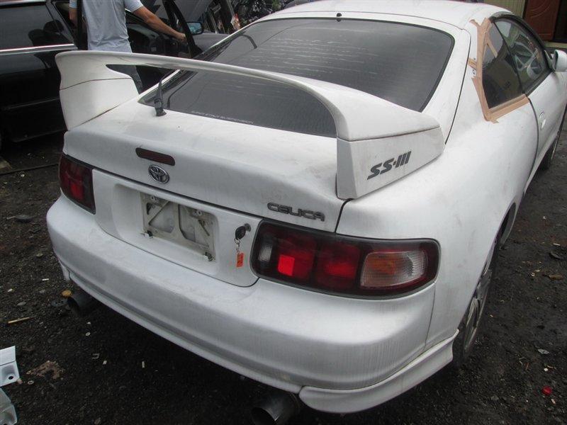 Планка багажника Toyota Celica ST202 3SGE 1999 белый 1065