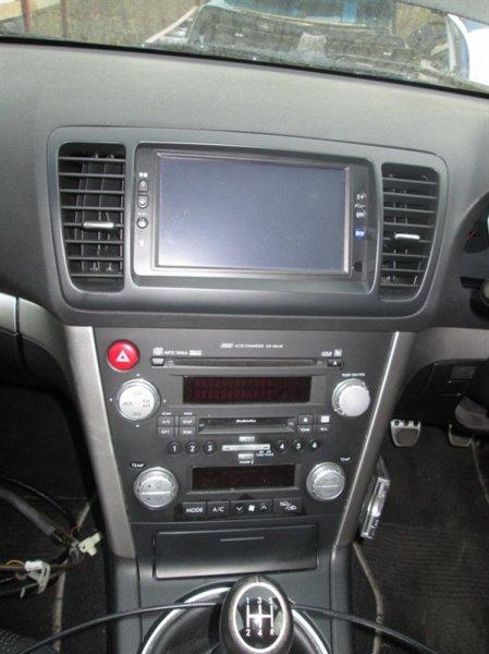 Монитор Subaru Legacy BL5 EJ20Y 2007 черный 1073