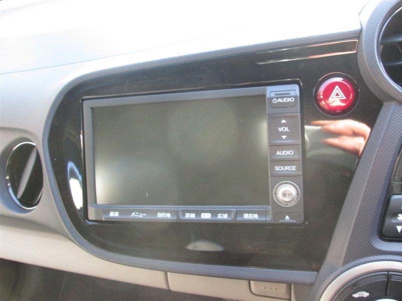 Крепление магнитофона Honda Insight ZE2 LDA 2009 серый 1075
