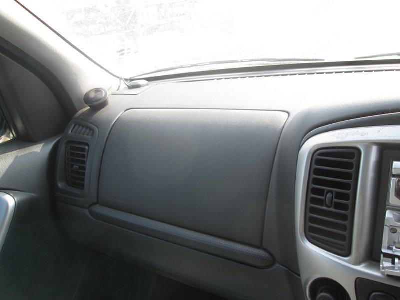 Airbag пассажирский Mazda Tribute EPFW AJ 2002 черный 1080