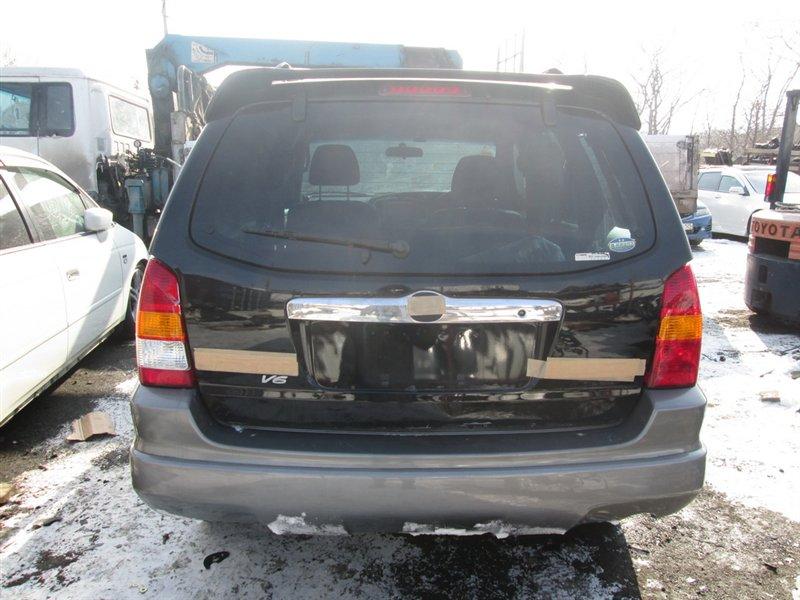 Накладка 5-й двери Mazda Tribute EPFW AJ 1080