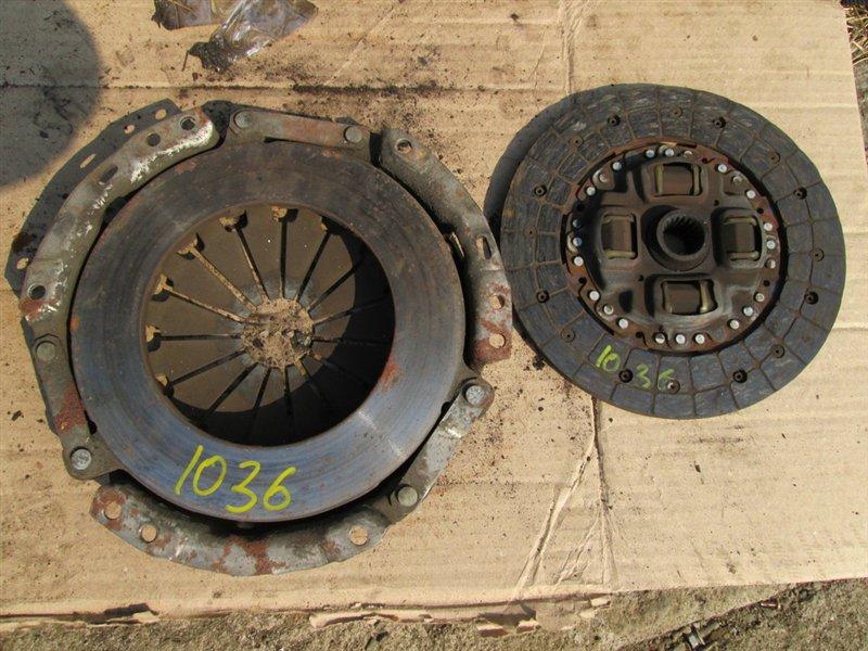 Корзина сц.+диск Toyota Levin AE111 4AFE 1036