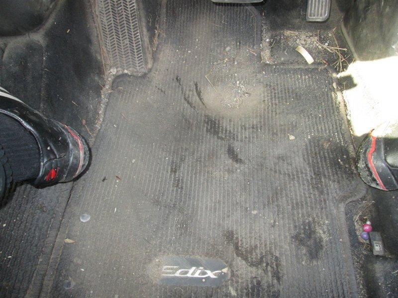 Коврики комплект Honda Edix BE1 D17A 2006 черный 1085