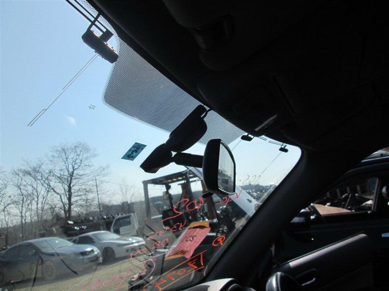 Зеркало заднего вида Subaru Forester SG5 EJ205 2007 черный 1093