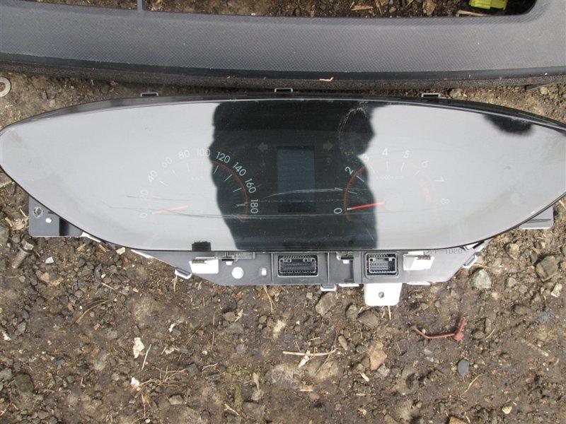 Спидометр Toyota Ractis NCP100 1NZ-FE 2006 черный 1088