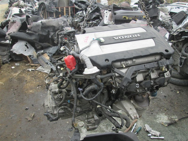 Трос переключения акпп Honda Inspire UC1 J30A 2003 черный 1097