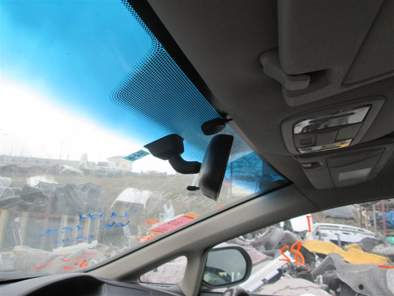 Зеркало заднего вида Honda Civic FD1 R18A 2007 серебро 1094