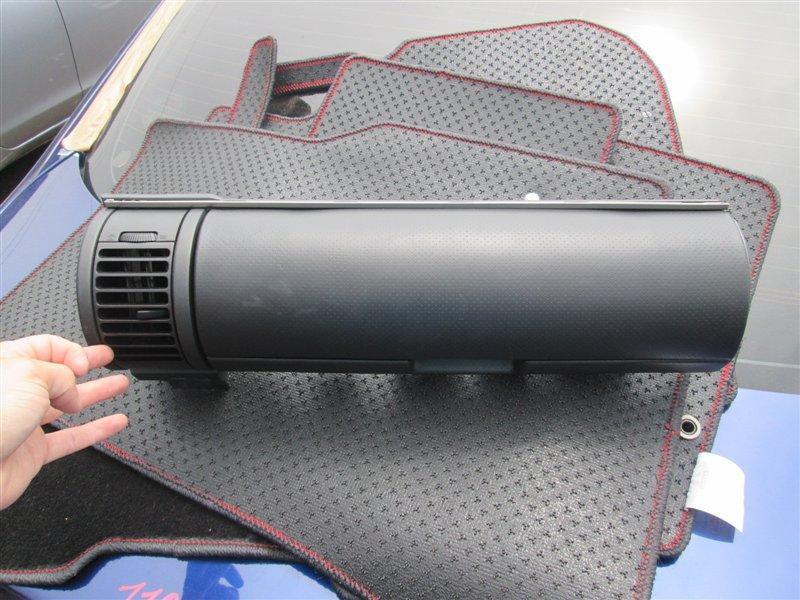 Бардачок Nissan Skyline HV35 VQ30DD 2003 синий 1100