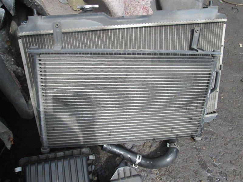 Радиатор кондиционера Honda Crv RD1 B20B 2001 перл 1102