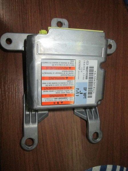 Блок srs Subaru Exiga YA5 EJ204 2008 перл 1104 150300-1740